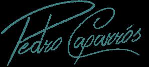 Pedro Caparrós - Osteopatia Barcelona